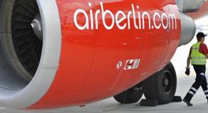 Air-Berlin-Maschine am Flughafen in München: Die Airline ist nun Mitglied der Allianz Oneworld.
