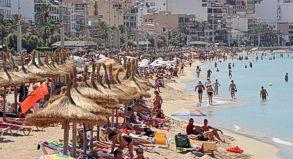 Abhängen ist out: Unter den 16- bis 35-Jährigen ist der klassische Pauschalurlaub - hier auf Mallorca - nicht mehr angesagt, berichten Trendforscher.