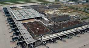 Das Mega-Projekt verzögert sich: Der neue Hauptstadtflughafen in Berlin wird erst nach dem Sommerferien eröffnet.