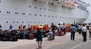 Die »Costa Allegra« ist nach dem Brand an Bord auf den Seychellen angekommen. Doch der Urlaub ist für die meisten Passagiere gelaufen. Ein Trost: Ihnen steht jetzt eine Entschädigung zu.