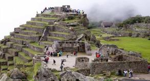 Der Machu Picchu widersteht seit 100 Jahren dem Touristenansturm.