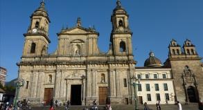 Die Catedral Primada steht im Herzen von Bogota.