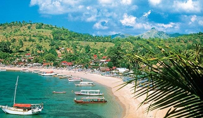 Der kleine Hafenort Padang Bai auf Bali ist so immer noch die Traveller-Enklave, die es einmal war.