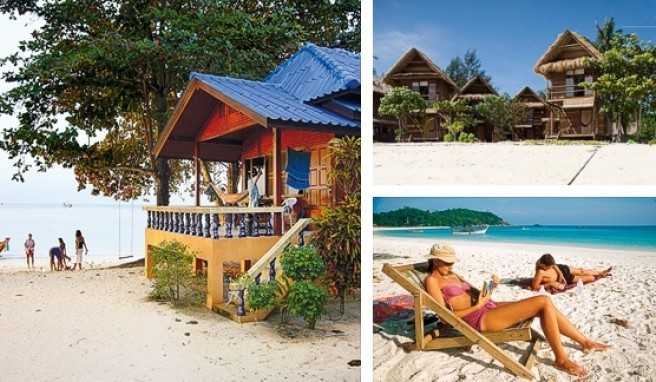 Unter Individualisten trendy, von der Pauschalreise weit entfernt: Pattya Beach auf Koh Lipe im Südwesten von Thailand.