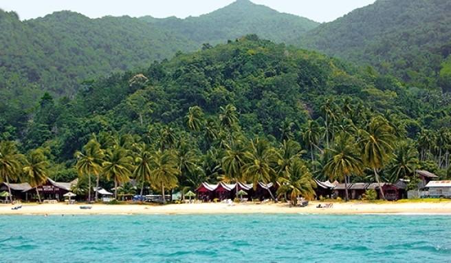 Noch Geheimtipp: der Der Bai Ong Lang Beach auf der Insel Phu Quoc in Vietnam.