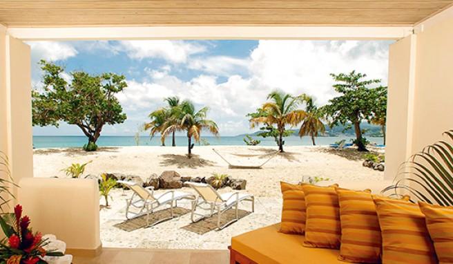 Grand Anse Grenada Zum Geniessen Auf Die Gewurzinsel