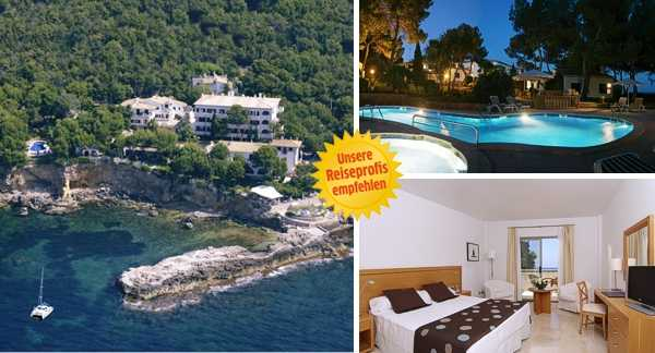Urlaub auf mallorca hotel bendinat for Design hotels auf mallorca