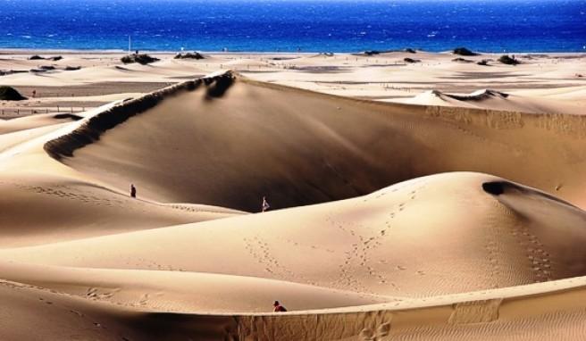 Sand – soweit das Auge reicht.##Foto: tokamuwi / pixelio.de