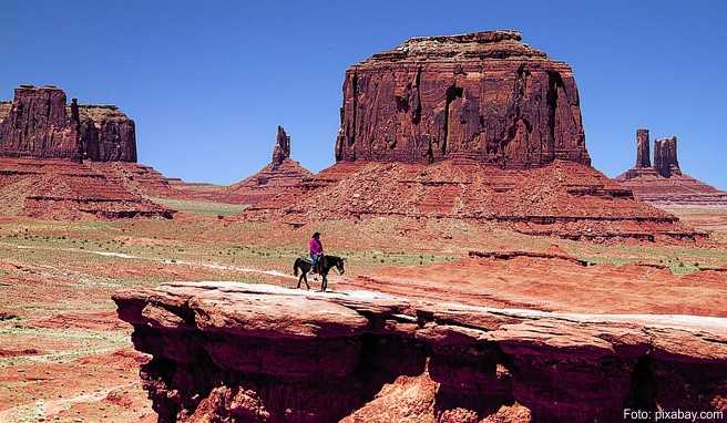 Wildwest-Romantik am Monument Valley