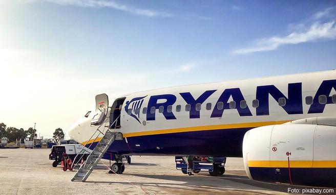 Ryanair Fluge Ab Frankfurt Hahn Werden Gestrichen