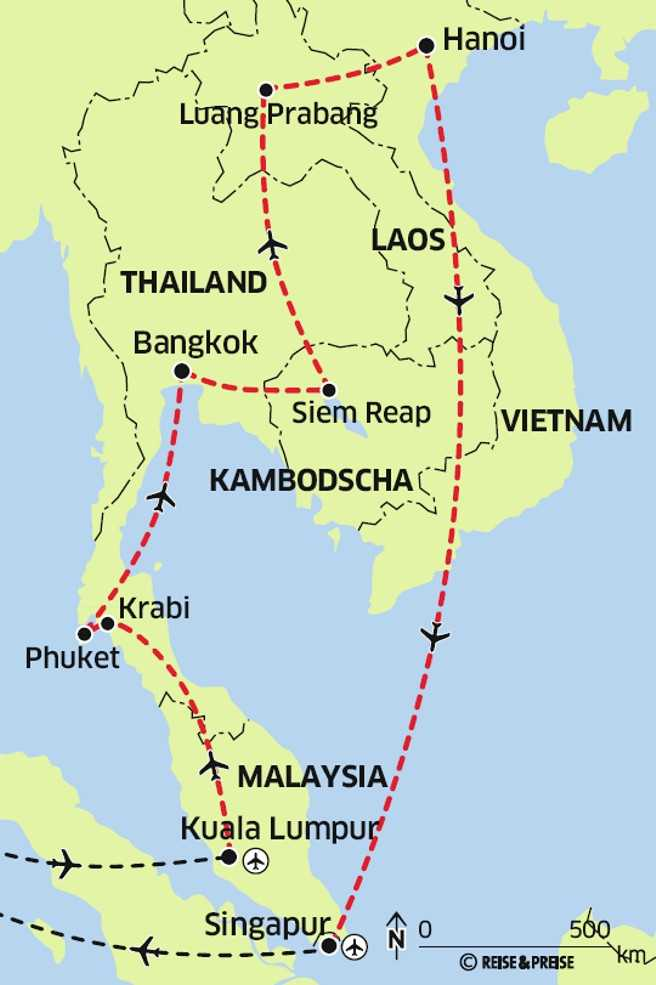 Südostasien 10